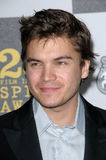 Emile Hirsch. At the 25th Film Independent Spirit Awards, Nokia Theatre L.A. Live, Los Angeles, CA. 03-06-10 Stock Photo