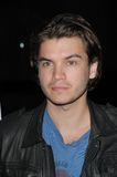 """Emile Hirsch. At """"The Tillman Story"""" Screening, Pacific Design Center, West Hollywood, CA. 08-12-10 Royalty Free Stock Photography"""