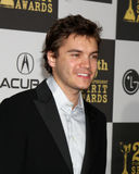 Emile Hirsch. Arriving at the 25th Film Independent Spirit Awards LA Live Los Angeles, CA March 5, 2010 Stock Photography