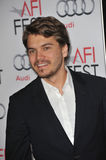 Emile Hirsch. LOS ANGELES, CA - NOVEMBER 12, 2013: Emile Hirsch at the world premiere of his movie Lone Survivor, part of the AFI Fest 2013, at the TCL Chinese Royalty Free Stock Photo