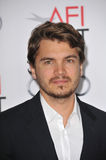Emile Hirsch. LOS ANGELES, CA - NOVEMBER 12, 2013: Emile Hirsch at the world premiere of his movie Lone Survivor, part of the AFI Fest 2013, at the TCL Chinese Royalty Free Stock Images