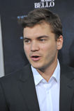 Emile Hirsch. LOS ANGELES, CA - SEPTEMBER 12, 2013: Emile Hirsch at the premiere of Prisoners at the Academy of Motion Picture Arts Royalty Free Stock Photos