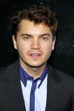 Emile Hirsch. At the Los Angeles premiere of Captain Phillips held at the Academy of Motion Picture Arts and Sciences in Beverly Hills on September 30, 2013 in Royalty Free Stock Image
