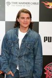 """Emile Hirsch. """"Speed Racer"""" Premiere Nokia Theater Los Angeles, CA April 26, 2008 Stock Image"""