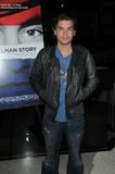 """Emile Hirsch. At """"The Tillman Story"""" Screening, Pacific Design Center, West Hollywood, CA. 08-12-10 Royalty Free Stock Images"""