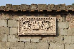 Emilia Basilica in the Roman Forum in Rome Stock Photos