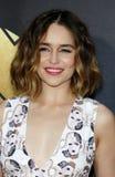Emilia Clarke fotografia de stock