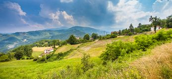 Emilia-Romagna province of Palma stock photography