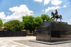 Emilio Aguinaldo świątynia w Kawit, Cavite, Filipiny zdjęcia royalty free