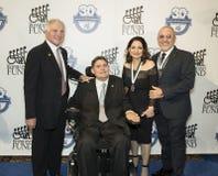 Emilio Estefan and Gloria Estefan Royalty Free Stock Photos