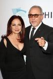 Emilio Estefan Jr. , Gloria Estefan Imagens de Stock