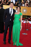 Emily Blunt, John Krasinski Royalty Free Stock Photography