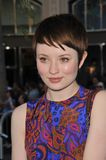 Emily Browning Stock Photo