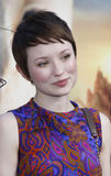 Emily Browning Stockfoto