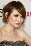 Emily Browning Royalty Free Stock Images