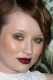 Emily Browning Royalty Free Stock Photo