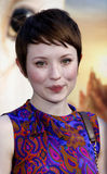 Emily Browning Royalty Free Stock Photography