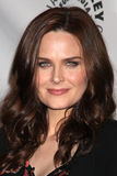 Emily Deschanel Stock Photo
