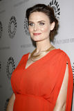 Emily Deschanel Stock Photos