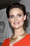 Emily Deschanel Royalty Free Stock Image
