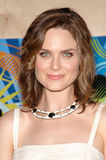 Emily Deschanel Lizenzfreie Stockfotos