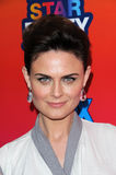 Emily Deschanel Fotografia Royalty Free