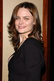 Emily Deschanel Royalty Free Stock Photography