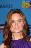 Emily Deschanel Royalty Free Stock Images