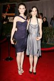 Emily Deschanel,Zooey Deschanel Stock Photo