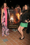 Emily Foxler,Jelynn Rodriguez. Emily Foxler and Jelynn Rodriguez  at the Los Angeles Premiere of 'Grizzly Park'. Laemmle Sunset 5 Cinemas, West Hollywood, CA. 04 Stock Image