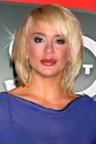 """Emily Gimmel """"sydliga skönheter Louisville"""" Disney & Junket 2009 för press för sommar för abctelevisiongrupp Arkivfoto"""