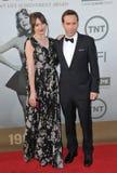 Emily Mortimer & Alessandro Nivola Royalty Free Stock Photos