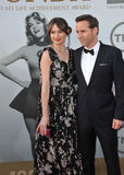 Emily Mortimer et Alessandro Nivola Photos stock