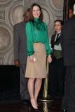 Emily Mortimer, John Lasseter Royalty Free Stock Images