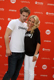 Emily Osment, Grey Damon Stock Images