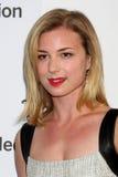 Emily VanCamp arrives at the ABC / Disney International Upfronts Royalty Free Stock Photo