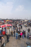 Eminonu,伊斯坦布尔 免版税库存照片