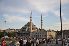 Eminonu Ienicamii, New Mosque Royalty Free Stock Image