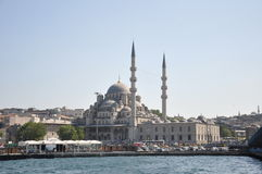 Eminonu Ienicamii, New Mosque Royalty Free Stock Photos