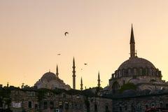 Eminonu, Istambul fotografia de stock