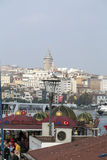 Eminonu, Istanbul Royalty Free Stock Photo
