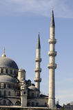 Eminonu mosque Royalty Free Stock Images