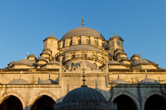 Eminonu New Mosque Royalty Free Stock Images