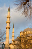 Eminonu New Mosque Stock Images