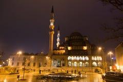 Eminonu New Mosque Stock Image