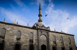 Eminonu New Mosque - Istanbul Stock Photos
