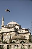 Eminonu Yeni mosque Royalty Free Stock Photo