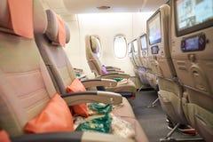 Emiräte Airbus A380 Lizenzfreies Stockfoto