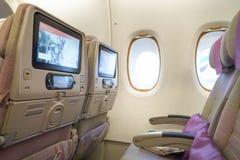 Emiräte Airbus A380 Lizenzfreies Stockbild