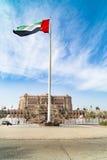 Emiräte Palast, Abu Dhabi Lizenzfreie Stockfotografie